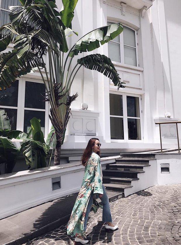 Hà Hồ - Thanh Hằng chỉ diện đồ bình dân cho street style mà đã át hết các đàn em - Ảnh 8.
