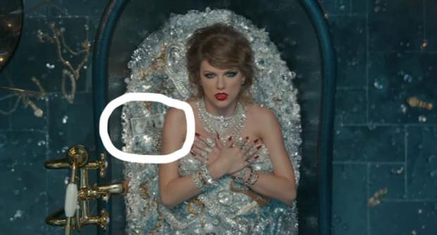Kim cương chất đầy bồn tắm Taylor Swift trong MV là hàng thật, trị giá tới 220 tỷ đồng! - Ảnh 5.