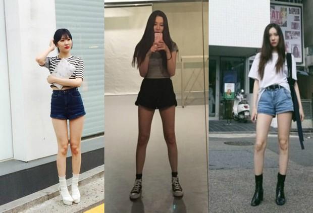 Chưa đến 170cm, nhưng những thần tượng nữ này hack chiều cao ngoạn mục nhờ đôi chân dài khó tin - Ảnh 4.