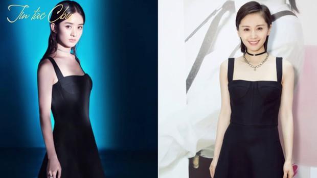 Cùng một chiếc đầm Dior: Triệu Lệ Dĩnh bị chê tới tấp, Suzy thì đẹp rạng ngời dù đã chia tay Lee Min Ho - Ảnh 2.