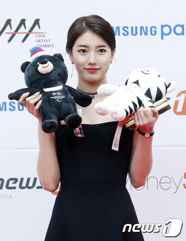 Asia Artist Awards bê cả showbiz lên thảm đỏ: Yoona, Suzy lép vế trước Park Min Young, hơn 100 sao Hàn lộng lẫy đổ bộ - Ảnh 16.
