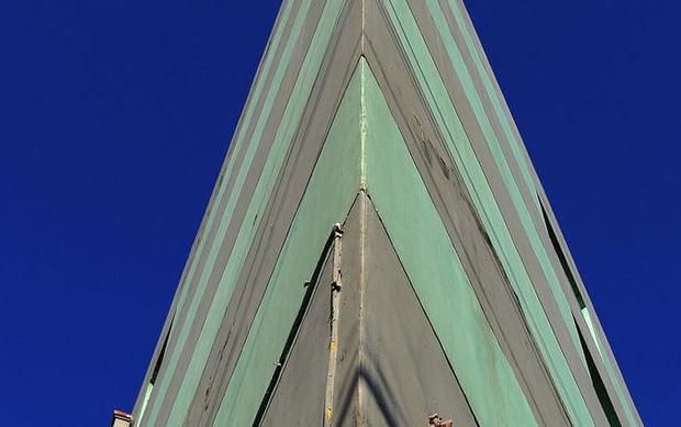 Những tòa nhà mỏng tang như giấy cộp mác Trung Quốc chấp hết các công trình ấn tượng trên thế giới - Ảnh 2.