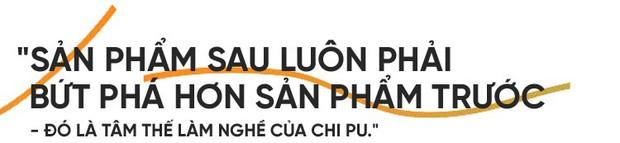 """Chi Pu một năm sau giải thưởng Nghệ sĩ trẻ đột phá: """"Không chỉ người thành công mới có quyền nói về đam mê."""" - Ảnh 2."""