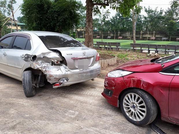 Khởi tố tài xế đánh công an, điều khiển xe đâm vào nhà người dân sau khi gây tai nạn - Ảnh 2.
