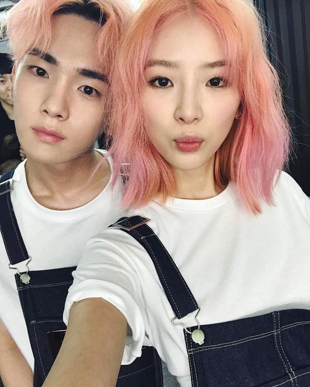 Gigi Hadid, Chan Yeol, Pony và loạt sao nổi tiếng đều nhuộm tóc hồng, còn bạn thì sao? - Ảnh 10.