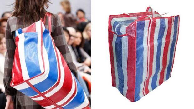 Thật kỳ lạ, túi da na ná túi nilon đựng rác lại được bán với giá hơn 9,5 triệu đồng - Ảnh 6.