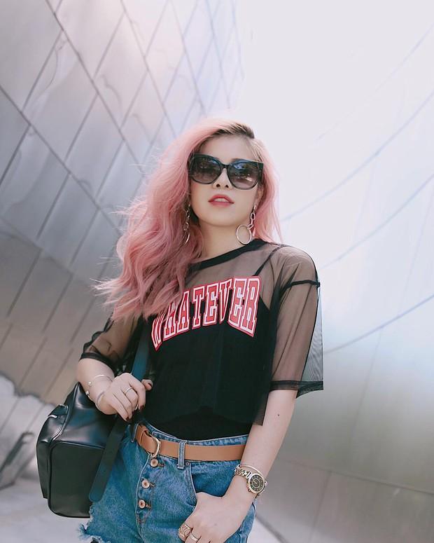 Gigi Hadid, Chan Yeol, Pony và loạt sao nổi tiếng đều nhuộm tóc hồng, còn bạn thì sao? - Ảnh 14.