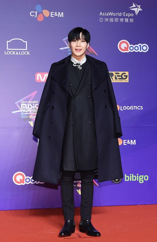 Thảm đỏ MAMA Hồng Kông: Song Joong Ki, Lee Young Ae mê mẩn Wanna One, Song Ji Hyo và em út Red Velvet hở bạo - Ảnh 51.