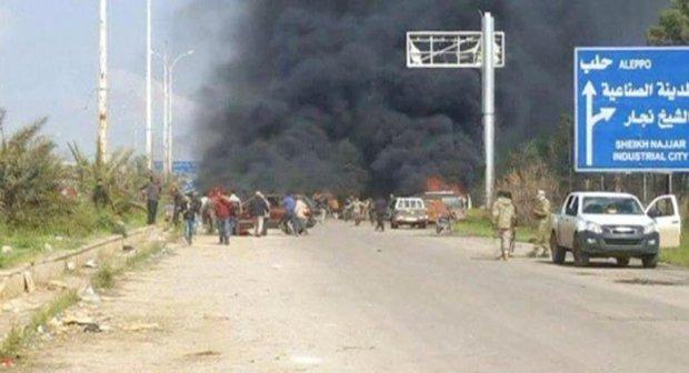 Ít nhất 80 trẻ em thiệt mạng trong vụ đánh bom đoàn xe sơ tán tại Syria - Ảnh 1.