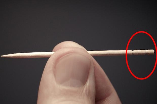 Sau khi dùng tăm xong người Nhật thường có 1 thói quen rất lạ - bẻ đuôi tăm và lý do là vì... - Ảnh 2.