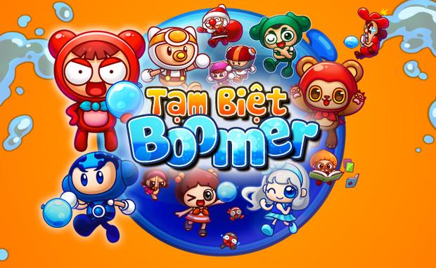 Tựa game Boom online gắn liền với tuổi thơ sắp đóng cửa sau 10 năm gắn bó game thủ Việt - Ảnh 1.