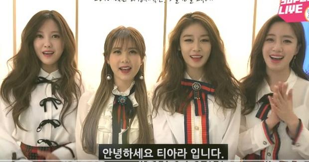 Đại diện T-ara vừa thông báo những kế hoạch hoạt động cuối cùng trước khi nhóm chính thức tan rã - Ảnh 2.
