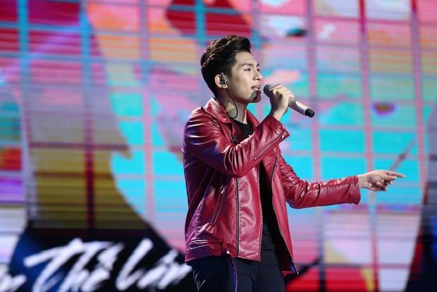 Ưng Đại Vệ, hot boy 16 tuổi Thế Lân bị loại khỏi Sing My Song - Ảnh 15.