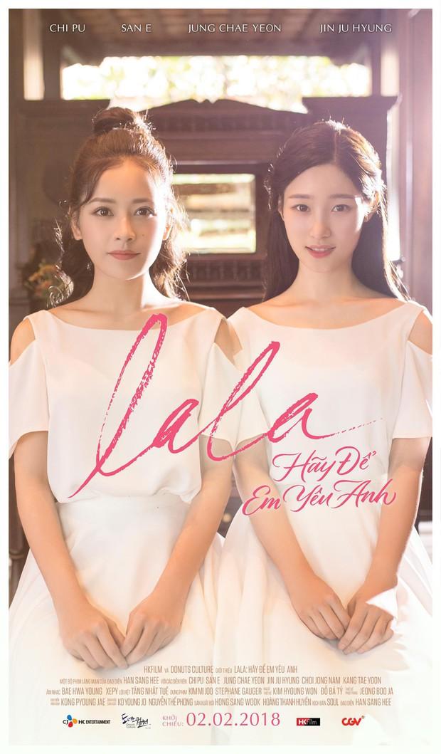 La La: Nghe tin dữ về Nữ thần thế hệ mới Chae Yeon, San E tức tốc sang Việt Nam tìm Chi Pu - Ảnh 11.