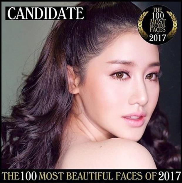 Em út Black Pink bất ngờ cùng dàn mỹ nhân Thái lọt danh sách đề cử Top 100 gương mặt đẹp nhất thế giới - Ảnh 10.