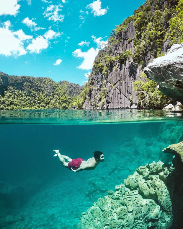 Đảo Coron - Thiên đường lặn biển đẹp mê hoặc chỉ cách Việt Nam 3h bay - Ảnh 8.