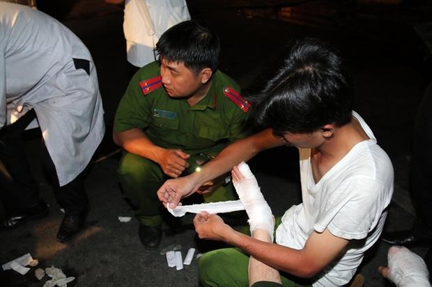 Vụ cháy Công ty may Kwong Lung – Meko: Lửa bùng phát trở lại - Ảnh 5.