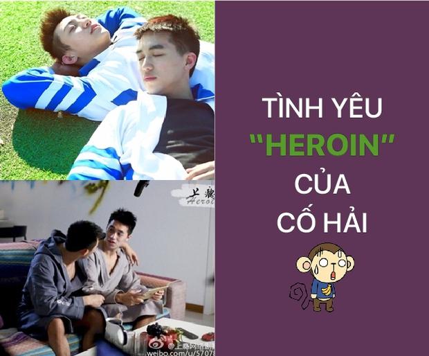 4 kiểu yêu lạ lùng của các chàng nam chính trong phim truyền hình Hoa Ngữ - Ảnh 1.