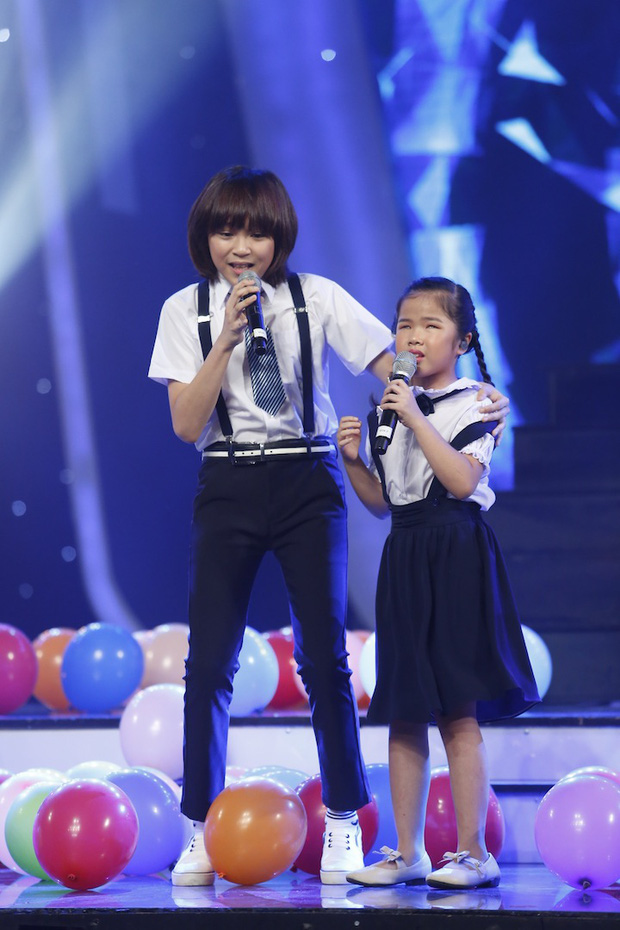 Vietnam Idol Kids: Cô bé khiếm thị dừng chân ngay trước Chung kết - Ảnh 13.
