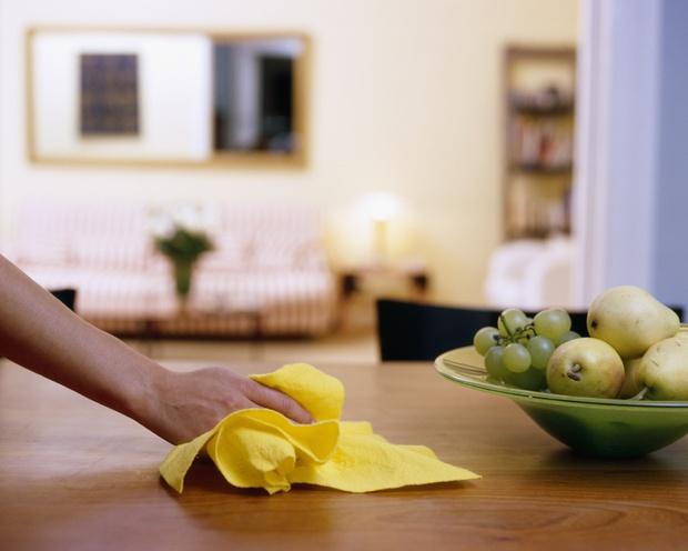 Tết đến rồi, dọn nhà cũng phải cẩn thận kẻo rước bệnh vào thân - Ảnh 1.
