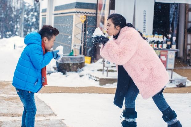 Ngọt ngào thế này giữa tuyết trắng xóa, hỏi sao người ta không ghen tị với Đông Nhi - Ông Cao Thắng - Ảnh 18.