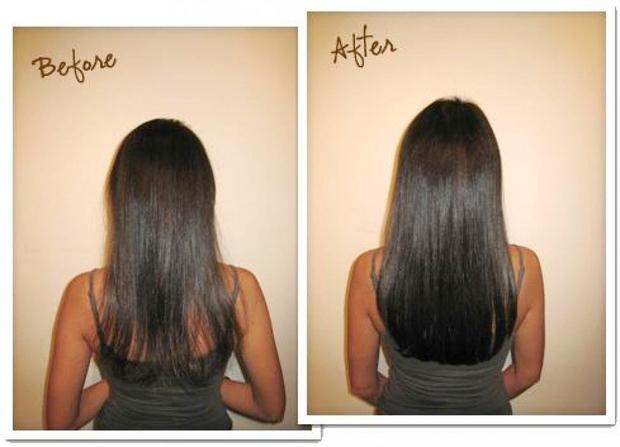 Tóc yếu và mỏng sẽ dày lên rõ rệt chỉ với công thức ủ tóc đẹp toàn diện sau - Ảnh 11.
