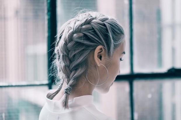 Muốn tóc dày và dài nhanh thì đừng bao giờ quên những việc làm này - Ảnh 1.