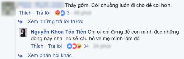 Bị anti-fan nói ăn mặc thấy gớm, Tóc Tiên thẳng thừng đáp trả - Ảnh 3.