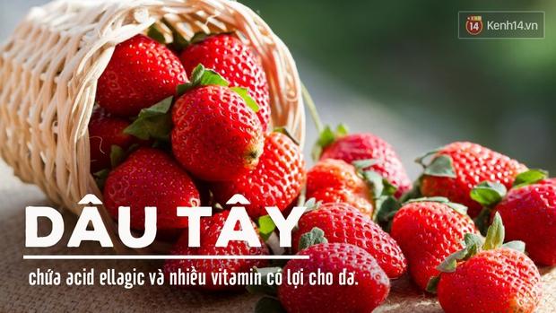 Không có nhiều thời gian chăm sóc da thì hãy ăn 7 loại quả này để da vừa đẹp vừa khoẻ - Ảnh 9.