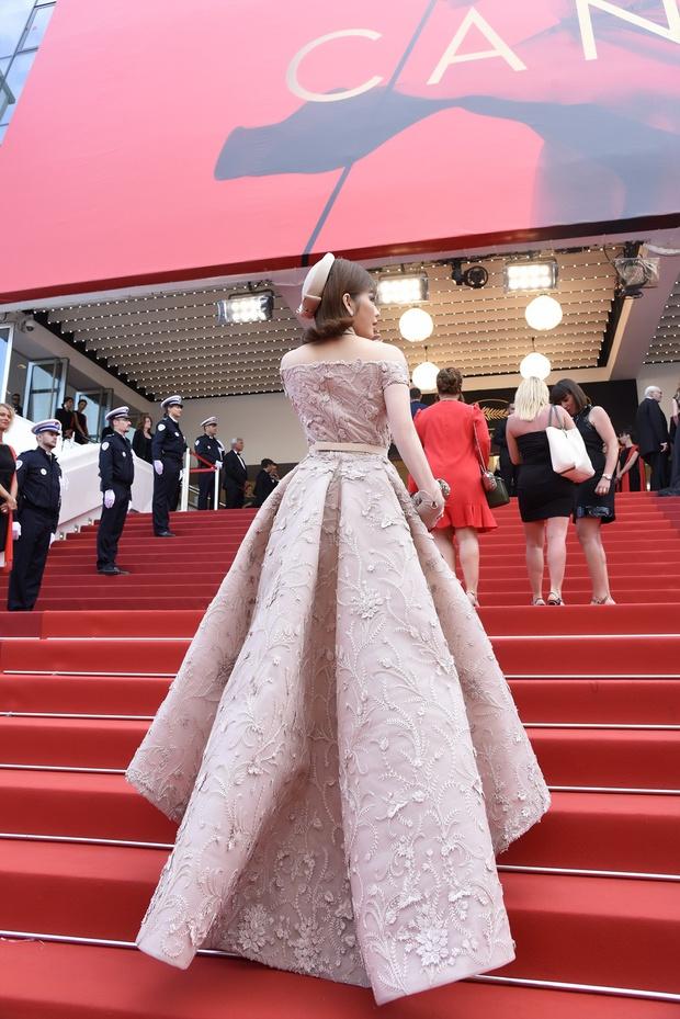 Lý Nhã Kỳ toả sáng lần cuối cùng với phong cách quý tộc tại thảm đỏ LHP Cannes - Ảnh 13.