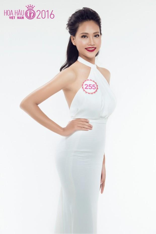 Khởi đầu mờ nhạt nhưng cô nàng 1m80 này lại liên tiếp lọt Top cao tại Hoa hậu Hoàn vũ VN 2017 - Ảnh 5.
