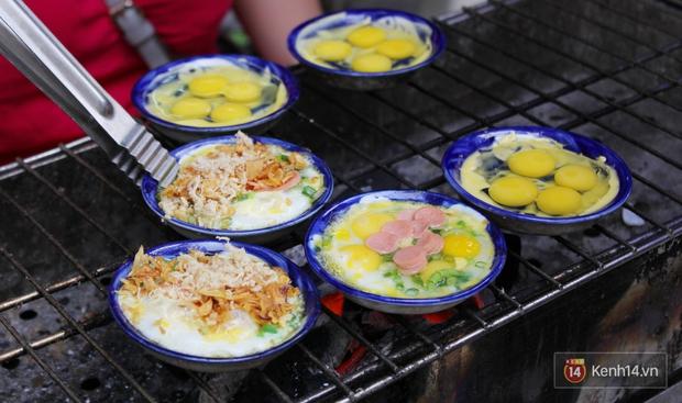 Đi ăn thử quán trứng chén nướng hiếm hoi giữa lòng Hà Nội - Ảnh 6.