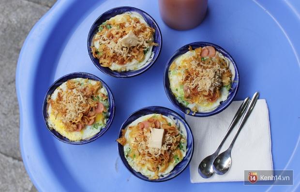 Đi ăn thử quán trứng chén nướng hiếm hoi giữa lòng Hà Nội - Ảnh 7.