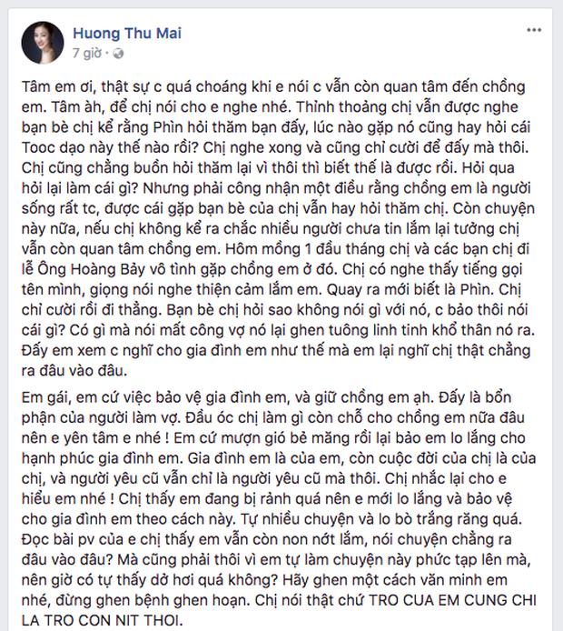 """Tâm Tít - Maya: Xem lại toàn cảnh đại chiến """"vợ và người yêu cũ"""" ồn ào nhất showbiz Việt! - Ảnh 6."""