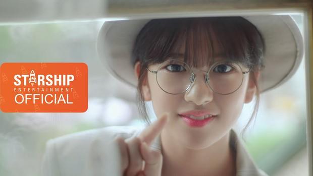 Nữ thực tập sinh nổi tiếng sau 1 clip quảng cáo vì giống nữ thần Hậu duệ mặt trời Kim Ji Won - Ảnh 8.