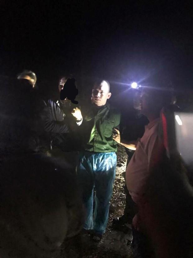 Hàng trăm cảnh sát nhiều ngày mật phục, dầm mưa lần theo dấu vết truy bắt tử tù Nguyễn Văn Tình - Ảnh 1.