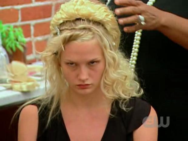 Next Top Mỹ cũng có những màn cắt tóc dở khóc dở cười - Ảnh 7.
