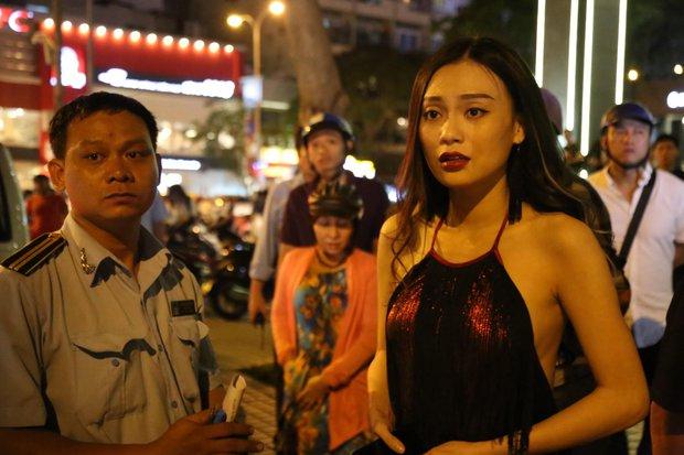 Bị đóng phạt gần 2 triệu, người mẫu Cao Thùy Linh bất ngờ