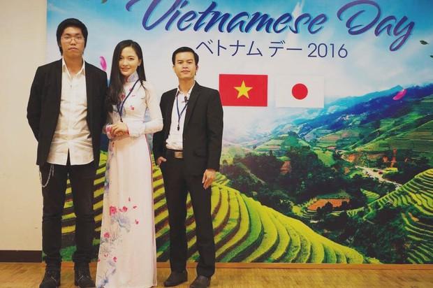 Chân dung 9x xinh đẹp vừa được nhận bằng khen của ĐSQ Việt Nam tại Nhật - Ảnh 11.