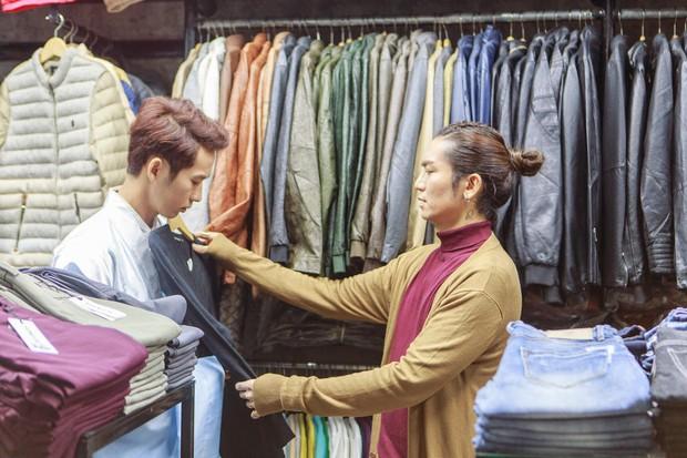 Thiên Ý tập 3: BB Trần lợi dụng sờ... mông người yêu Hari Won - Ảnh 5.