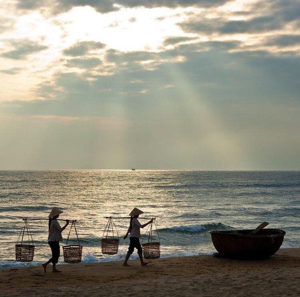 Ngay gần Hội An có bãi biển lọt top đẹp nhất Châu Á: Mới toanh và cực ít người biết - Ảnh 21.