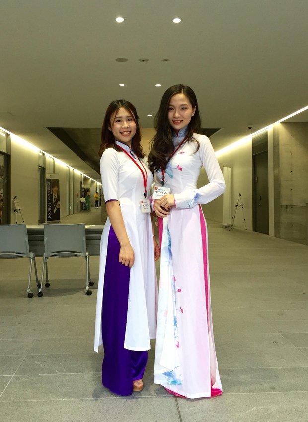 Chân dung 9x xinh đẹp vừa được nhận bằng khen của ĐSQ Việt Nam tại Nhật - Ảnh 10.