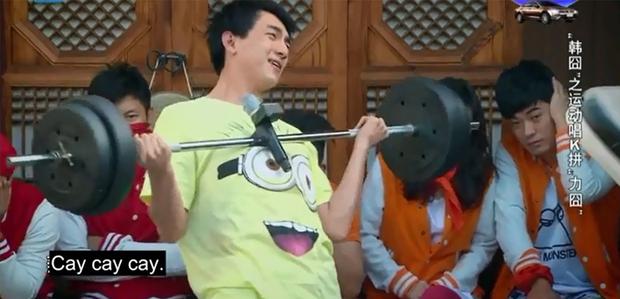 Hàn Quốc có Ji Chang Wook, Trung Quốc có Lâm Canh Tân cực ngố tàu khi chơi Running Man - Ảnh 7.