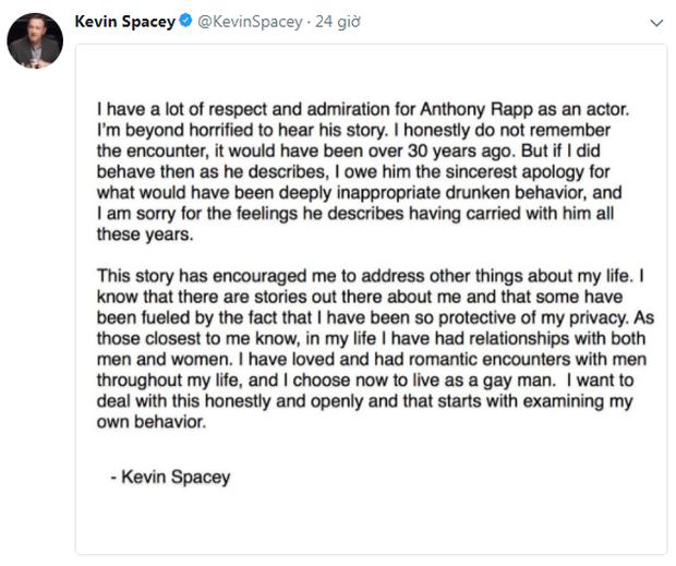 Netflix chính thức khai tử House of Cards vì cáo buộc tấn công tình dục của Kevin Spacey - Ảnh 3.