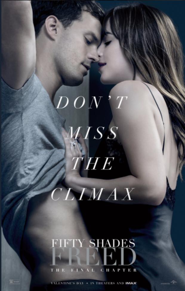 Trailer mới của Fifty Shades Freed hé lộ những nguy hiểm sẽ phá vỡ hạnh phúc của Christian Grey và Ana Steele - Ảnh 4.