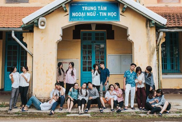 Xịn như Học viện Ngoại giao, cả lớp lên Đà Lạt 5 ngày 4 đêm để chụp ảnh kỷ yếu - Ảnh 17.