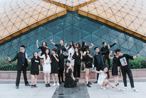 Xịn như Học viện Ngoại giao, cả lớp lên Đà Lạt 5 ngày 4 đêm để chụp ảnh kỷ yếu - Ảnh 15.