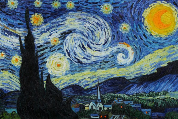 Bức tranh kinh điển này của Van Gogh ẩn chứa 1 bí ẩn mà chẳng ai hay biết cho đến ngày hôm nay - Ảnh 1.