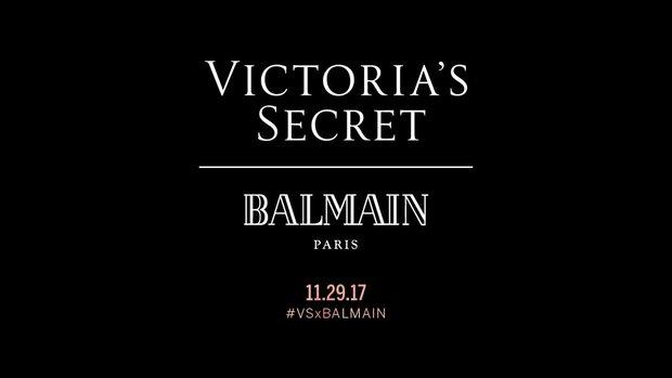 Lần đầu tiên trong lịch sử Victorias Secret Show kết hợp cùng một nhà mốt khác, và đó là Balmain - Ảnh 1.