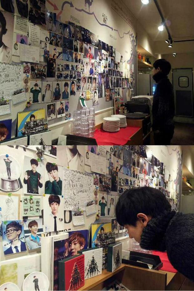 Tới Hàn Quốc, muốn gặp thần tượng không đâu dễ bằng đến chính quán cafe do họ mở! - Ảnh 18.